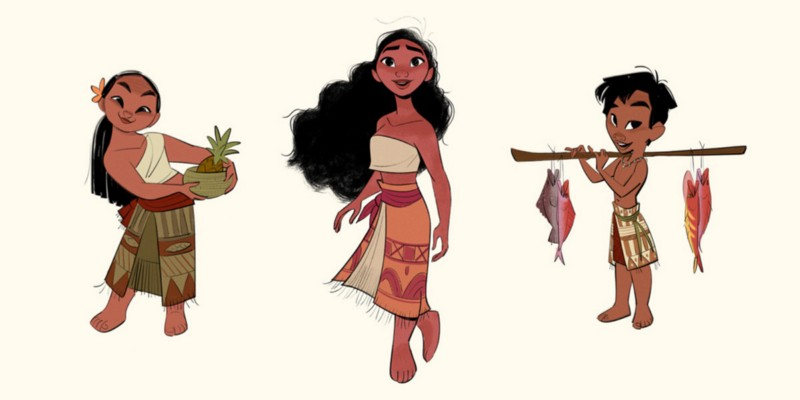 Example of sketch concepts.